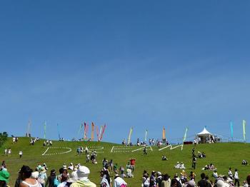 kotiマーケットから見た丘.jpg